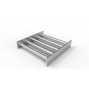 Магнитная решетка 200х200х16 (5 стержней D16 мм)
