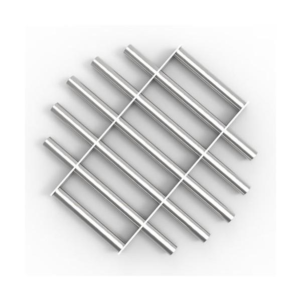 Магнитная решетка, круглая D450х22 (7 стержней D22 мм)