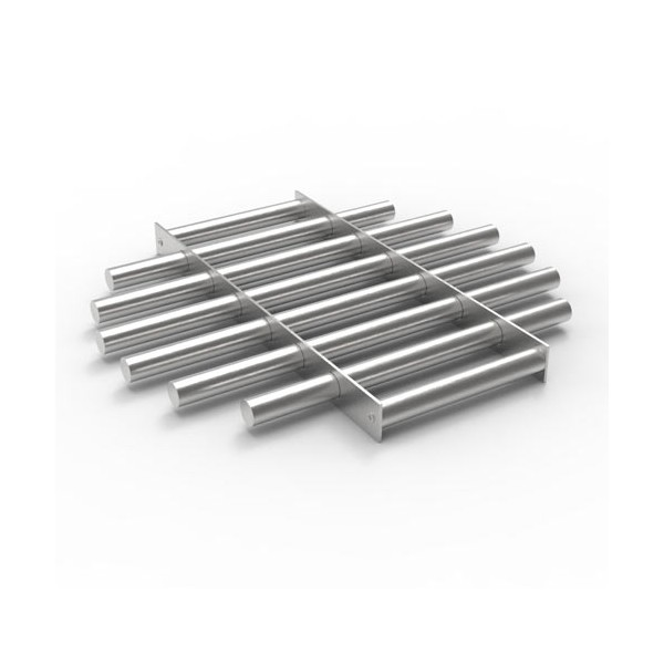 Магнитная решетка, круглая D500х22 (8 стержней D22 мм)