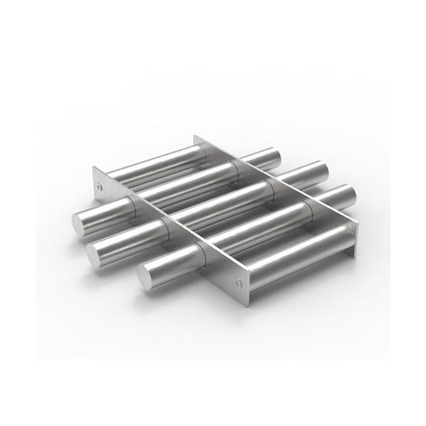 Магнитная решетка, круглая D300х25 (5 стержней D25 мм)