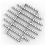 Магнитная решетка, круглая D400х16 (8 стержней D16 мм)