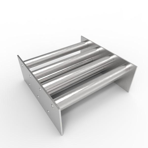 Магнитная решетка, двухрядная 200х200х22 (7 стержней D22 мм)