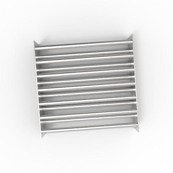 Магнитная решетка, двухрядная 450х450х22 (13 стержней D22 мм)