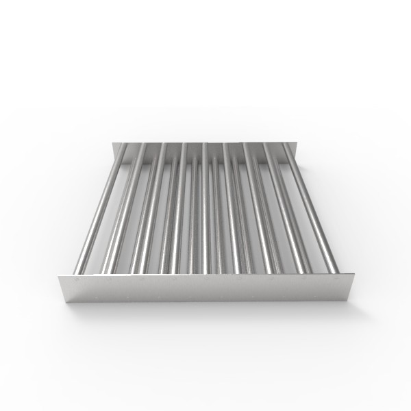 Магнитная решетка, двухрядная 600х600х22 (17 стержней D22 мм)