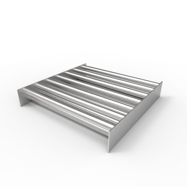 Магнитная решетка, двухрядная 450х450х25 (13 стержней D25 мм)